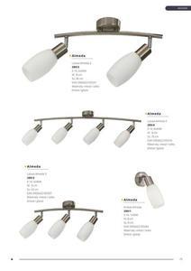 Lampă de plafon de designer Burgos 3 small 2
