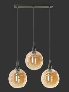 Lampă suspendată de proiectare Malwi 3 small 1
