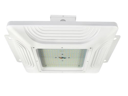 Corp de iluminat LED pe benzină CANOPY PENTRU Stații de combustibil 150W 21300 LM IP65 ZILNIC
