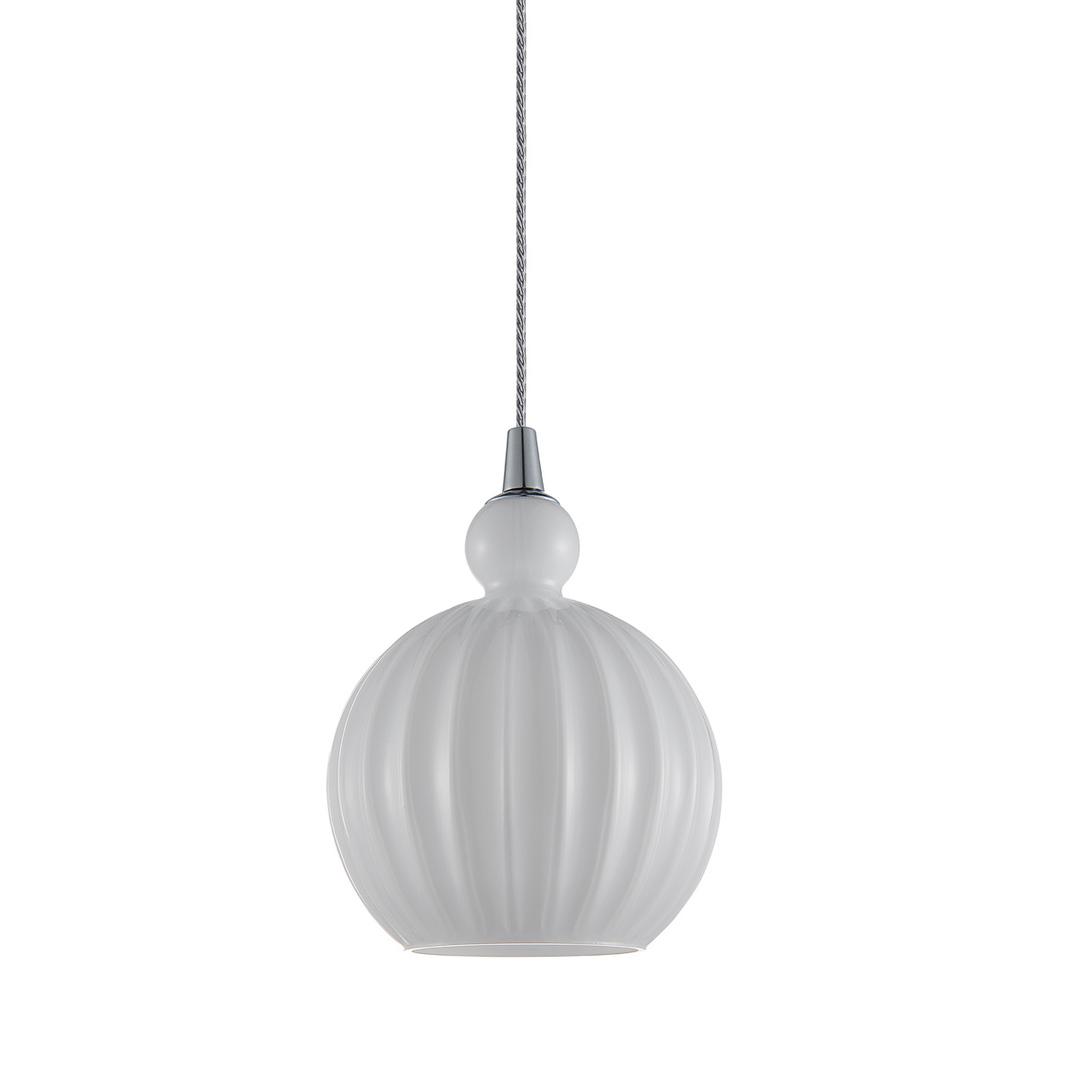 Lampă suspendată modernă Biron E27