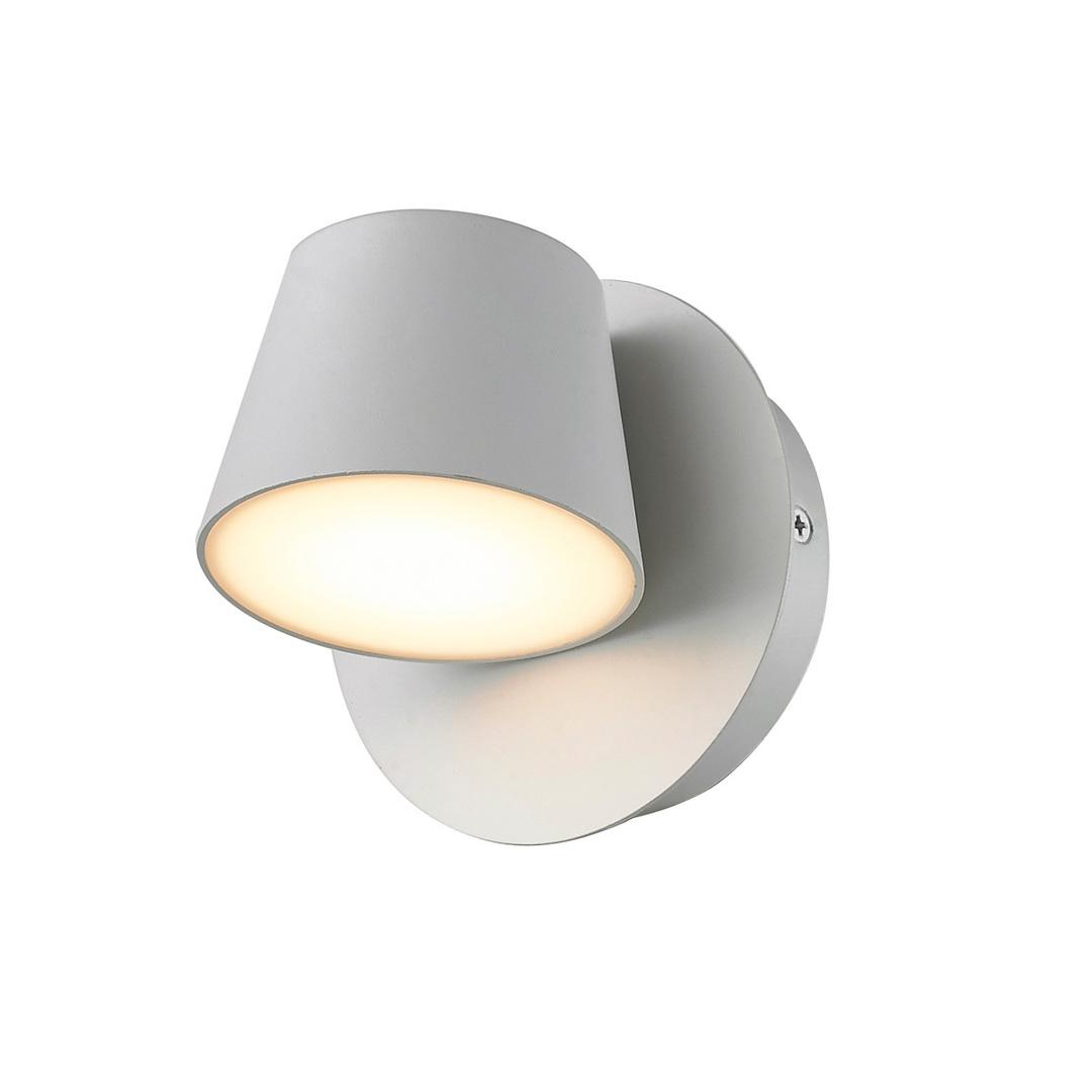 Lampă LED de perete modernă Kuola albă
