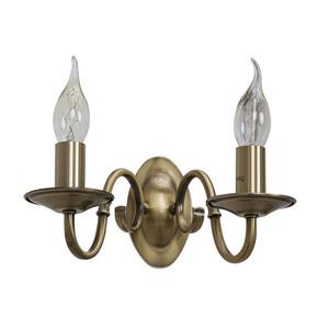Lampă de perete stilizată Marion E14 cu 2 becuri small 3