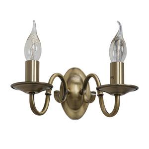 Lampă de perete stilizată Marion E14 cu 2 becuri small 0