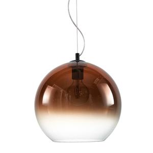 Lampă suspendată Namelo E27 neagră small 0