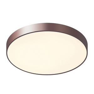 Modern Brown Orbital LED Plafond small 2