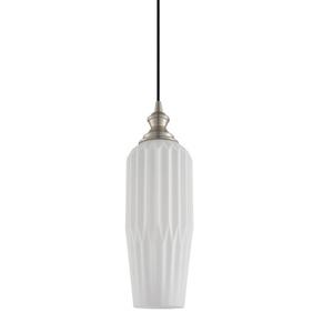 Lampă suspendată modernă Rodez E27 small 0