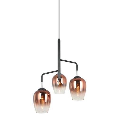 Lampă modernă suspendată Lesla E27 cu 3 becuri
