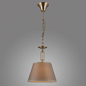 Lampă suspendată din bronz Zanobi E14 small 2