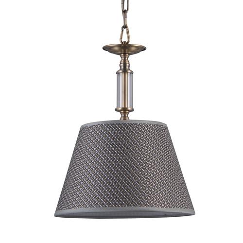 Lampă suspendată din bronz Zanobi E14