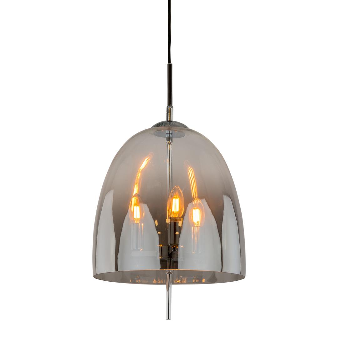 Lampă modernă suspendată Alan E14 cu 3 becuri