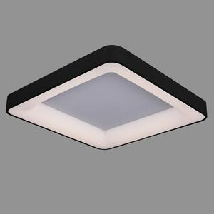 Plafond LED modern Giacinto negru small 1