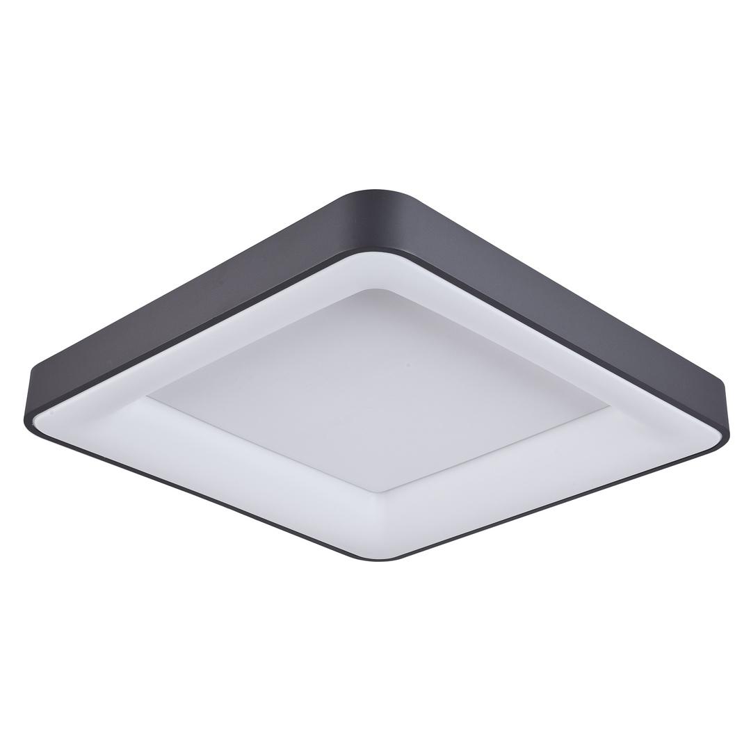 Plafond LED modern Giacinto negru