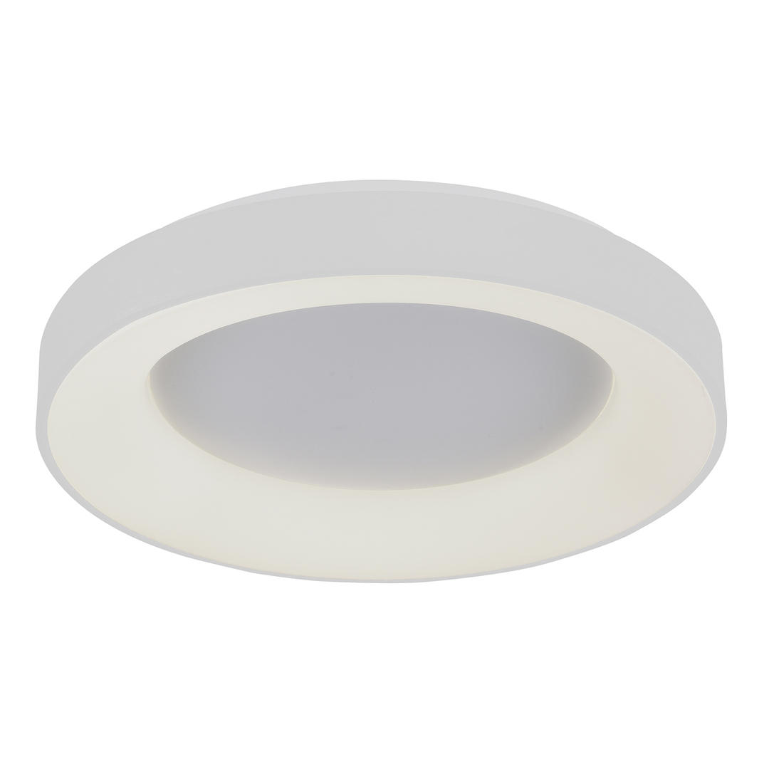Plafond LED alb modern Giulia