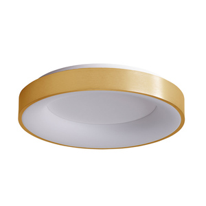 Gold Modern Giulia LED Plafond small 0