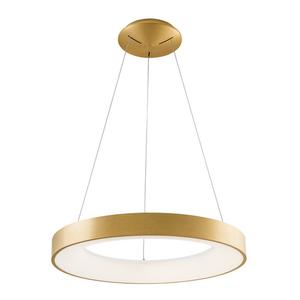 Lampă cu pandantiv LED Giulia de aur small 2