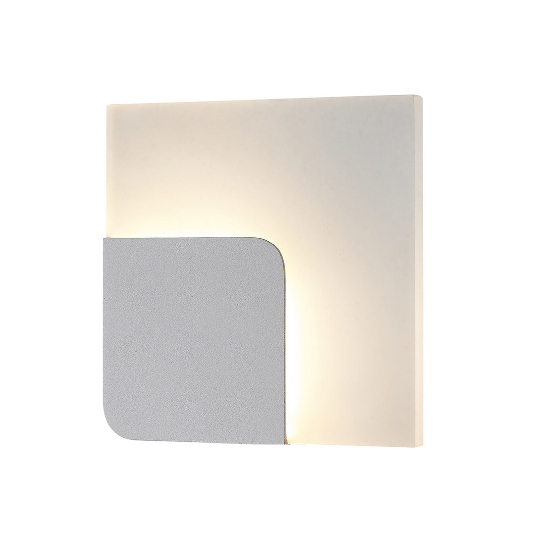 Lampă de perete modernă albă Lorelei