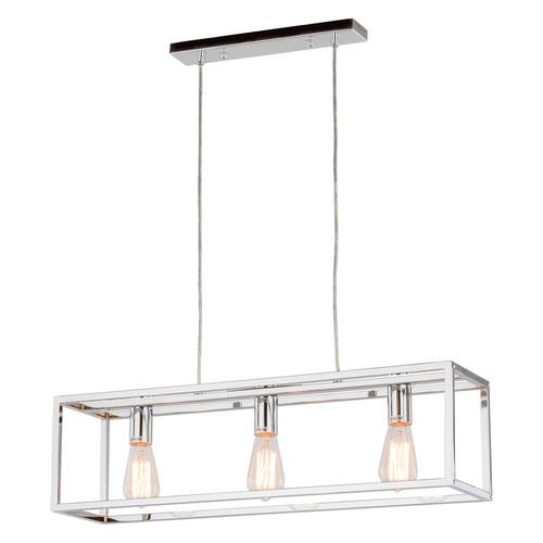 Lampă suspendată Sigalo E27 cu 3 becuri