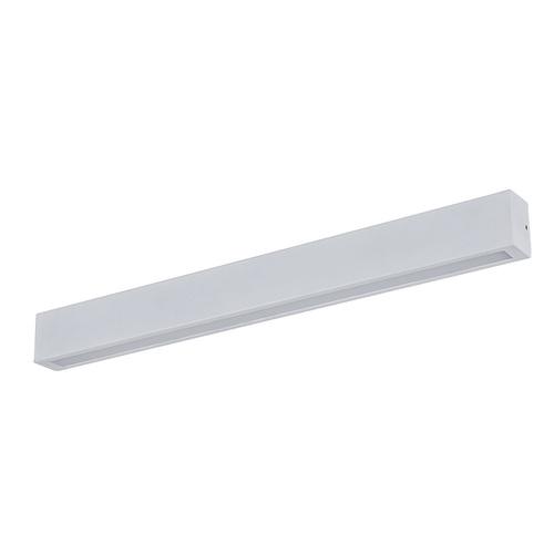 Lampă de perete LED modernă Thiago albă