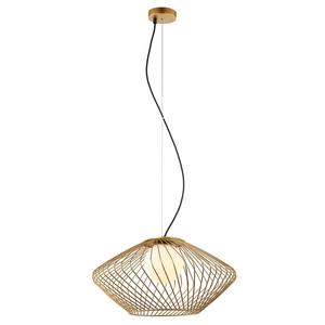 Lampă suspendată modernă Zeno E27 small 1
