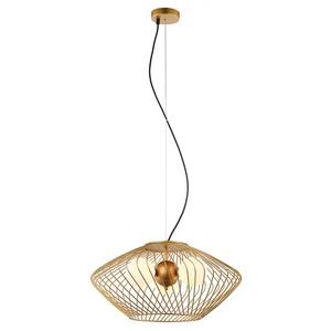 Lampă suspendată Zeno G9 Gold cu 3 becuri small 1