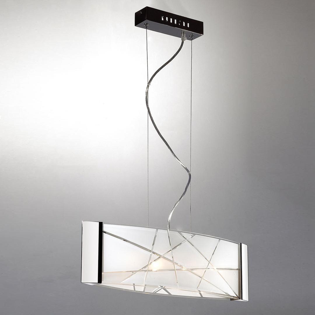 Lampă modernă suspendată Abigail G9 cu 4 becuri