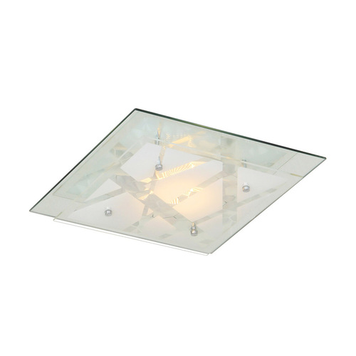 Clasic Mertu LED Plafond alb