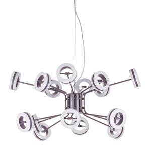 Lampă modernă suspendată LED Metis small 0