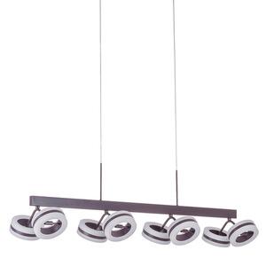 Lampă cu LED Metis din bronz small 0