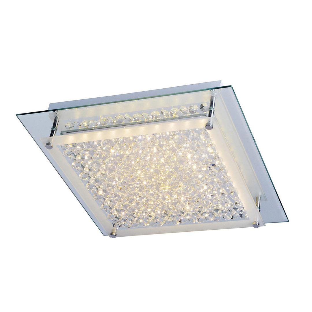 Lampă de plafon clasică Vestire cu LED