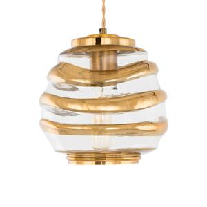 Lampă suspendată din cupru Ananta E27 small 2