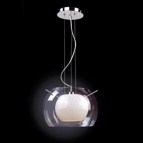 Lampă suspendată modernă Koma E27