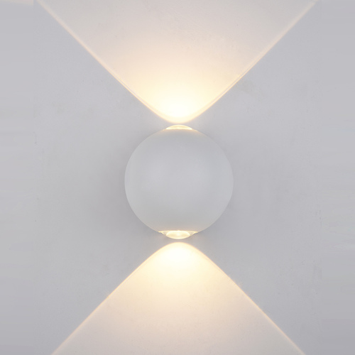 Lampa de perete modernă LED de exterior Carsoli