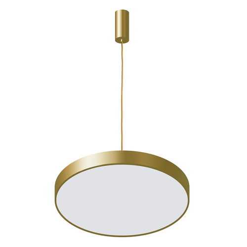 Lampă pandantivă cu LED Orbital Golden