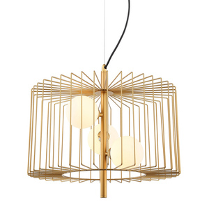 Lampă suspendată modernă Daren G9 cu 3 becuri small 0