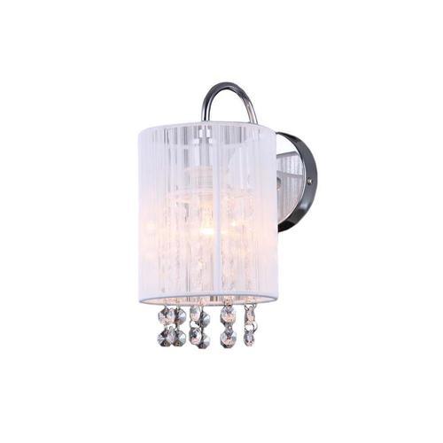 Lampă de perete albă Lana WH E14