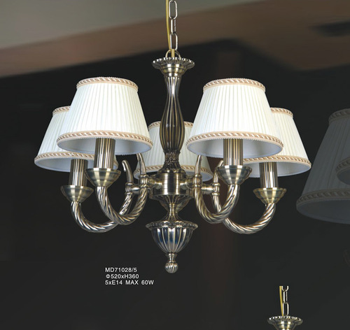 Lampă suspendată stilizată Frati E14 cu 5 becuri