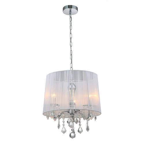 Lampă suspendată Cornelia E14 cu 3 becuri
