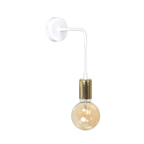 Lampă de perete reglabilă VESIO K1 WHITE