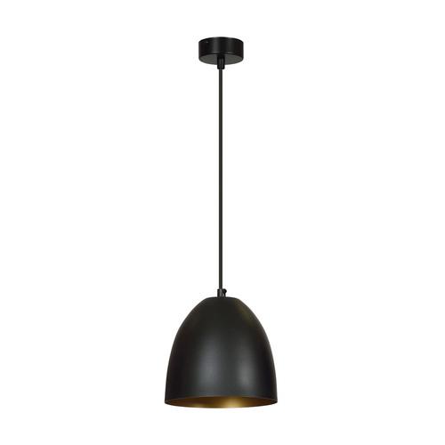 LAMPĂ CULOARE LENOX 1 NEGRU / AUR