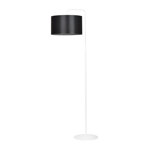 LAMPĂ STANDING TRAPO LP1 ALB / NEGRU