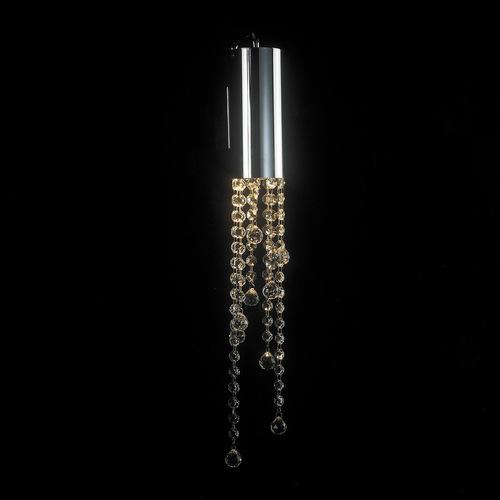 Lampă de perete clasică cu cristale Larix GU10
