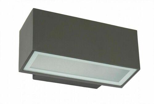 Aplica de perete pentru fatada exterioara ZEN graphite IP54