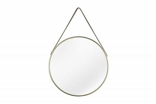 Oglindă suspendată INVICTA PORTRAIT - aurie