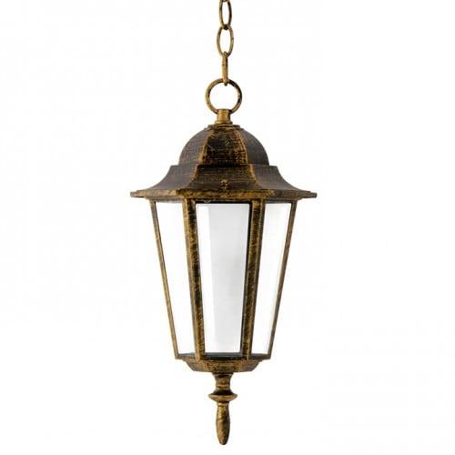 Lampa suspendată de grădină patina POLUX LIGURIA