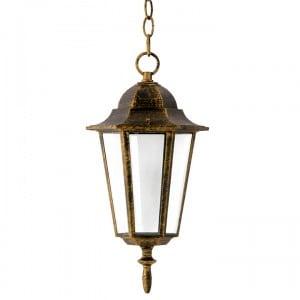 Lampa suspendată de grădină patina POLUX LIGURIA small 0