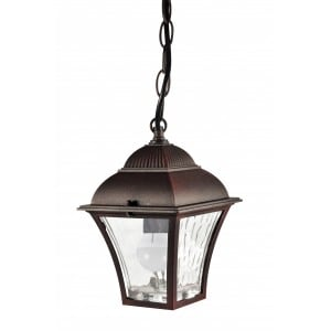 Lampă de grădină din aluminiu POLUX PARIS 2 2in1 suspendată, inclus bec de cireș small 0