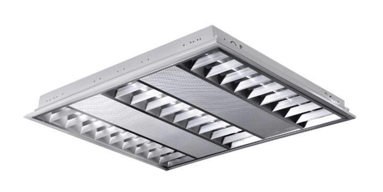 Corp de iluminat cu LED lustruit încastrat POLUX ProBUS M06A39KADW 60x60