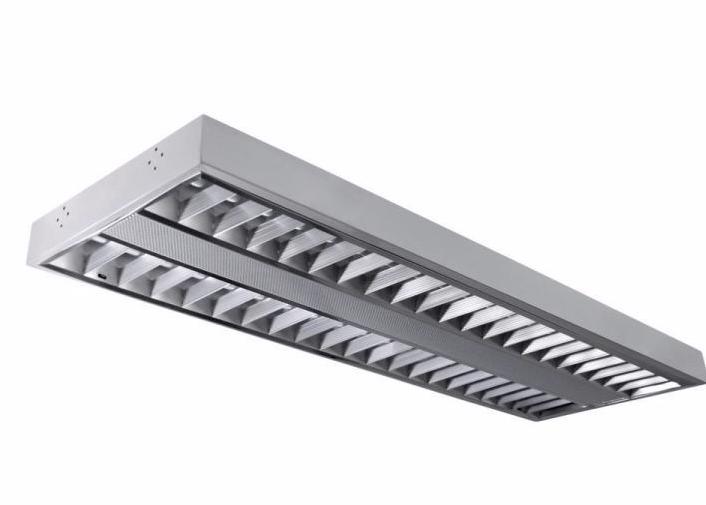 Rux LED montat la suprafață Polux ProBUS M12A39KMCW120x30 lustruit