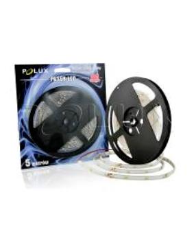 Bandă LED Polux 5m 8 W alb rece IP20