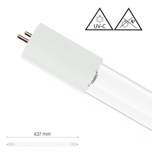 M Fluorescent 15w Tuv Uvc Spectrum